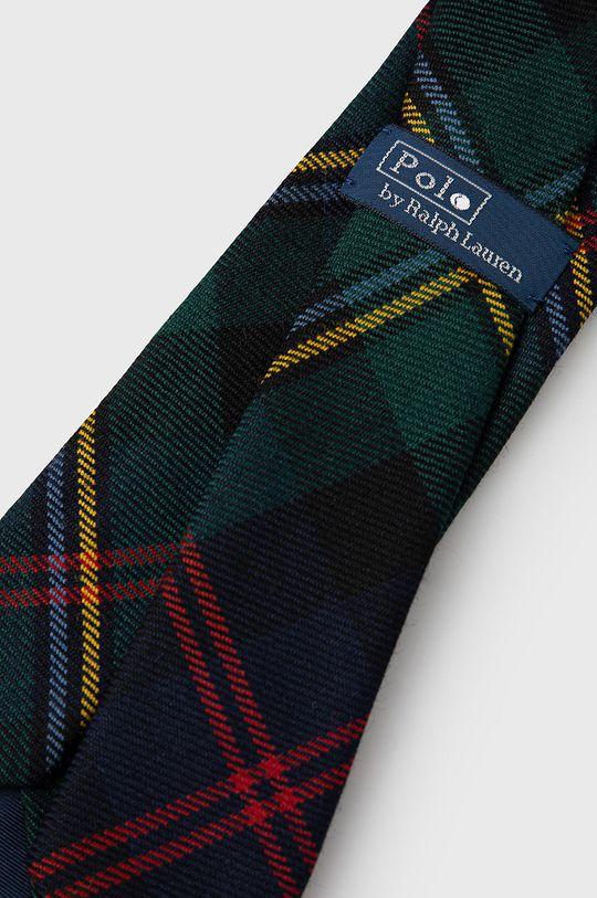 Polo Ralph Lauren - Krawat wełniany multicolor