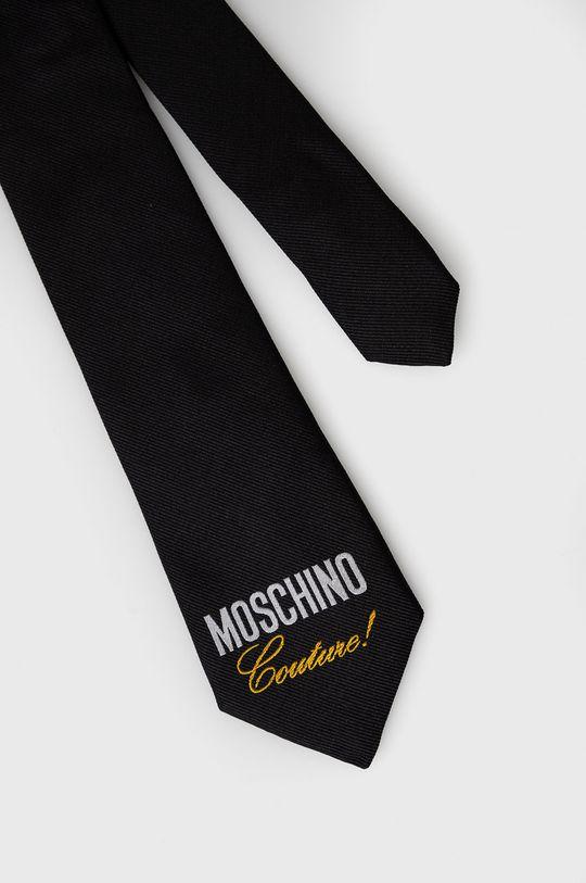 Moschino - Krawat czarny