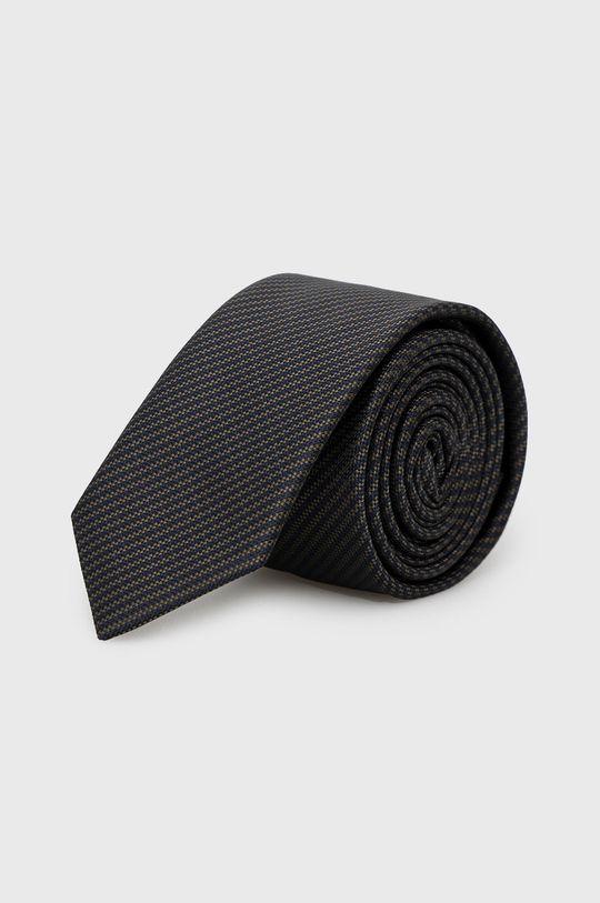 szary Sisley - Krawat Męski