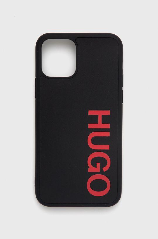 czarny Hugo - Etui na telefon iPhone 11 Pro Unisex