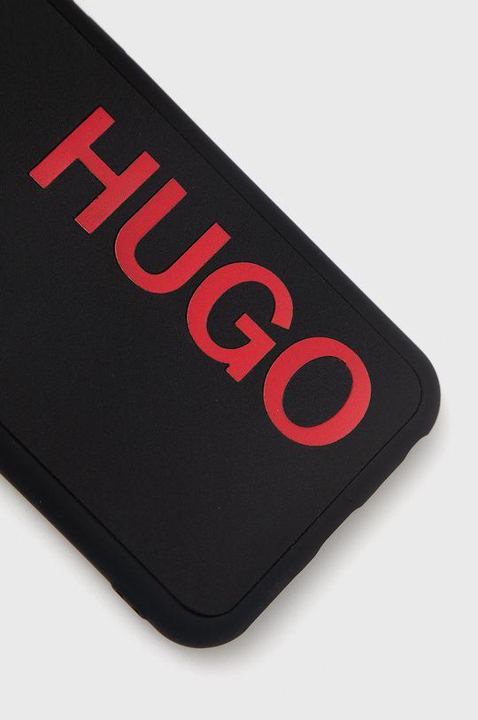 Hugo - Etui na telefon iPhone 8/7/SE czarny