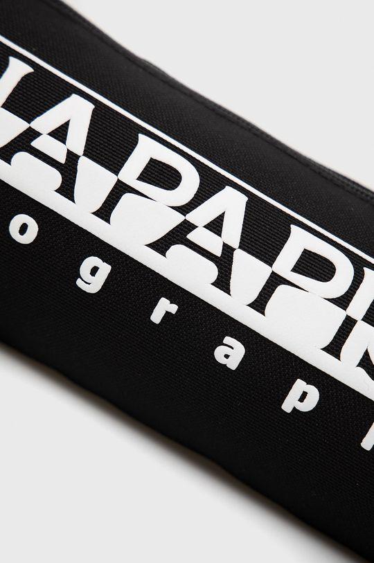 Napapijri - Piórnik czarny