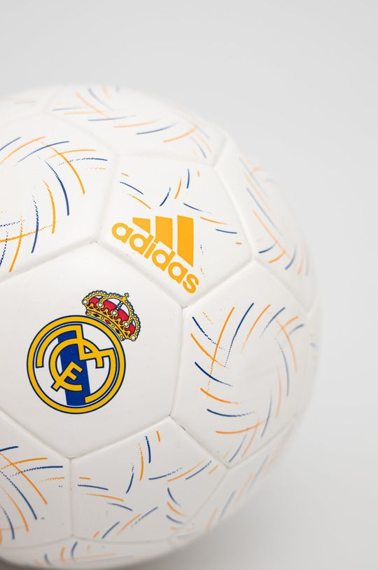 adidas Performance - Piłka Real Madryt Mini biały