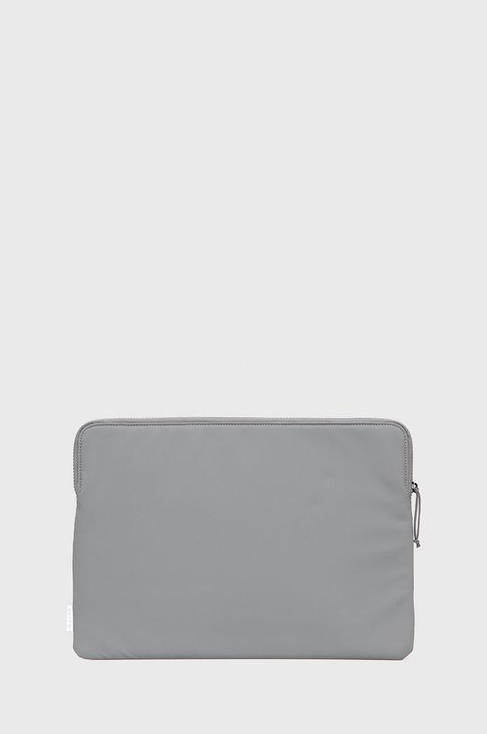"jasny szary Rains - Pokrowiec na laptopa 1650 Laptop Cover 15"" Unisex"