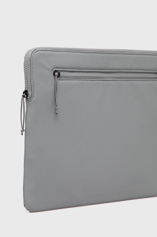 "Rains - Pokrowiec na laptopa 1650 Laptop Cover 15"" jasny szary"