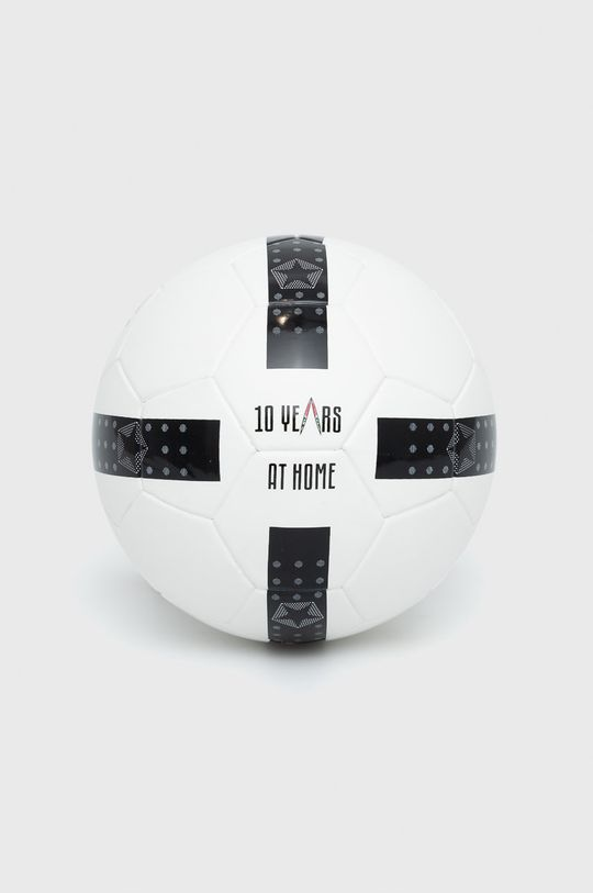 biały adidas Performance - Piłka Juventus Mini Home rozmiar 5 Unisex