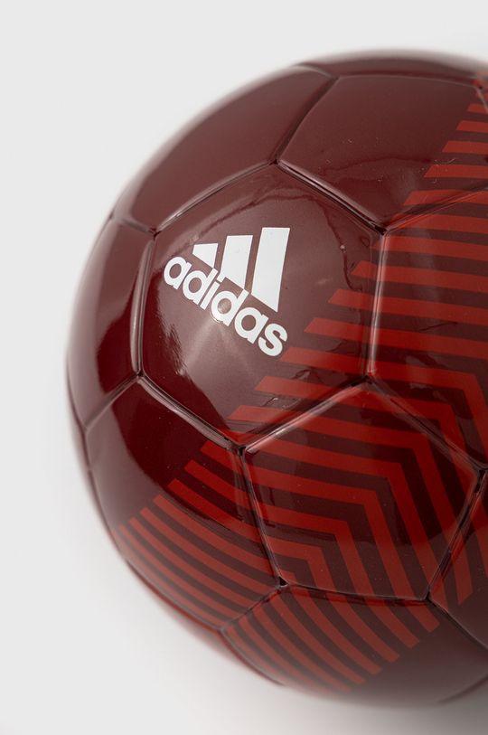 adidas Performance - Piłka Mini FC Bayern czerwony