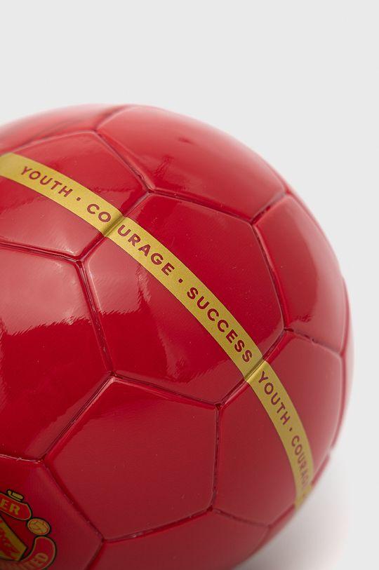 adidas Performance - Piłka Manchester United Mini Home czerwony