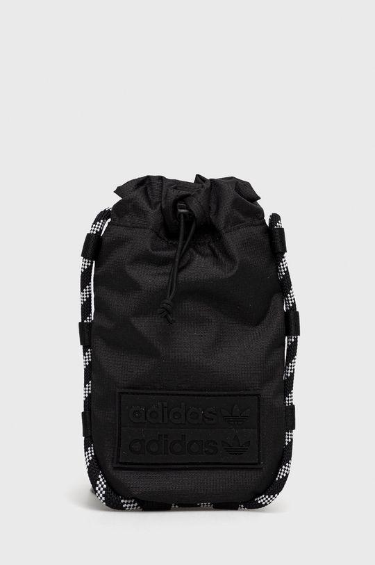 negru adidas Originals - Carcasa de telefon Unisex