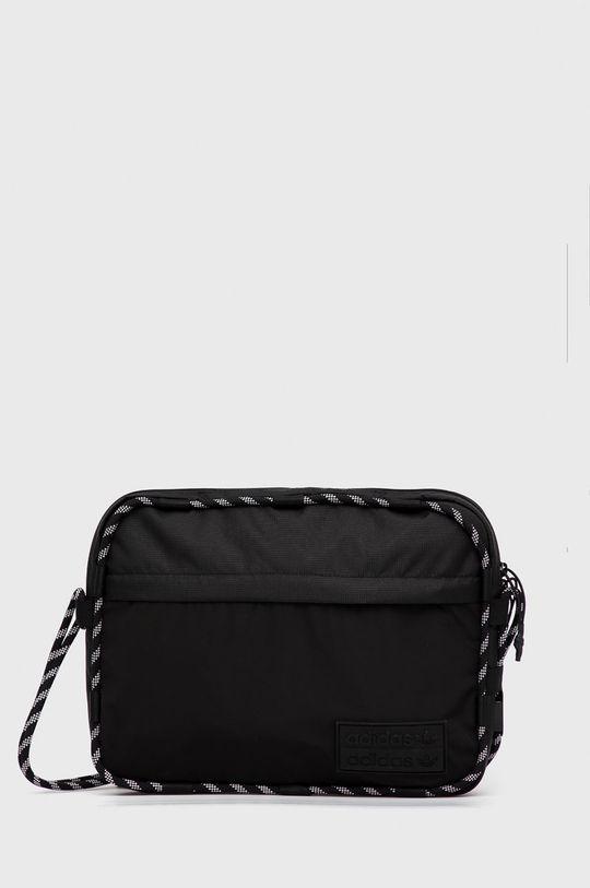 czarny adidas Originals - Pokrowiec na tablet Unisex