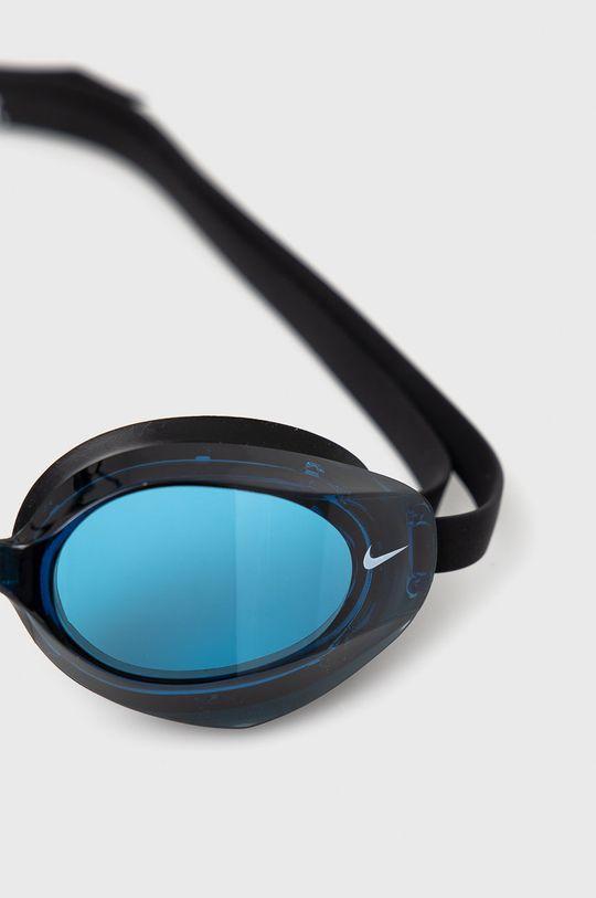Nike - Okulary pływackie granatowy