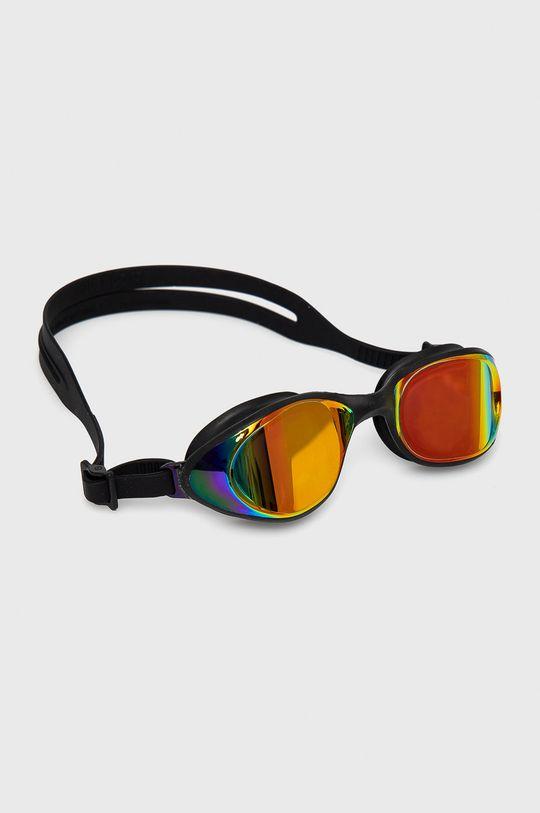 miedziany Nike - Okulary pływackie Unisex