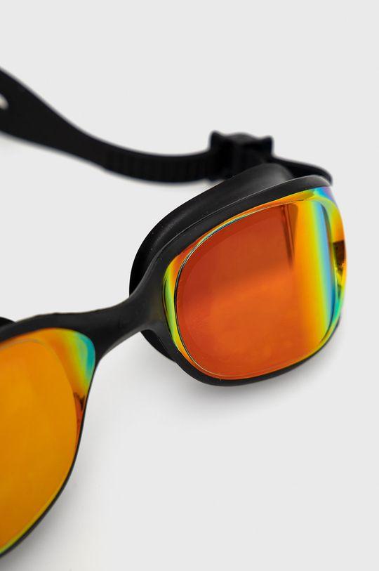 Nike - Okulary pływackie miedziany