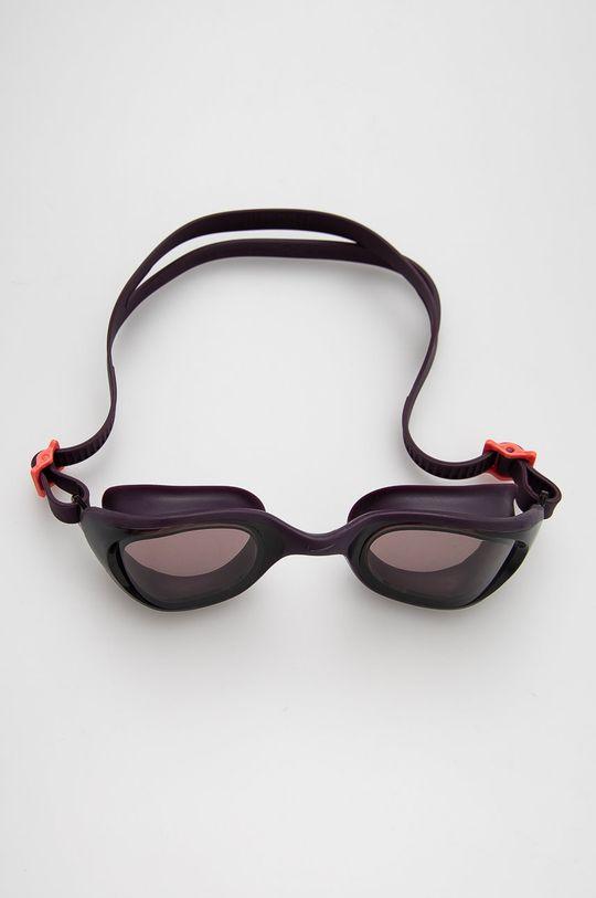 fioletowy Nike - Okulary pływackie Unisex