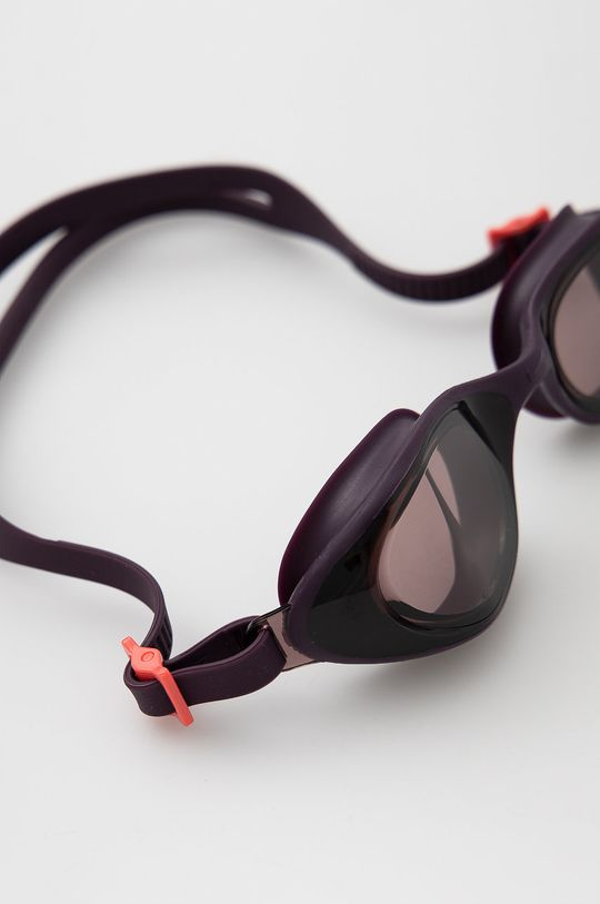 Nike - Okulary pływackie fioletowy