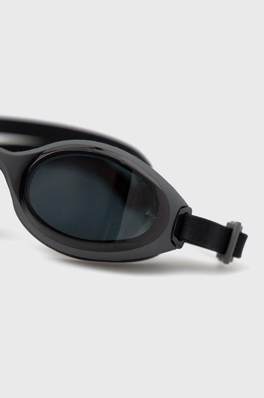 Nike - Okulary pływackie czarny
