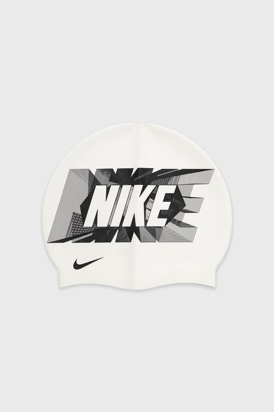 biały Nike - Czepek pływacki Unisex