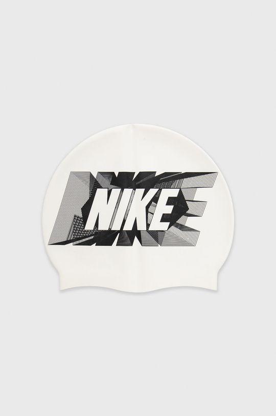 Nike - Czepek pływacki biały