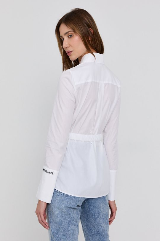 Patrizia Pepe - Bavlněná košile  100% Bavlna