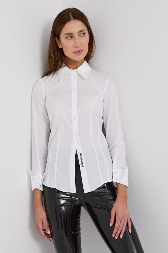 biały Patrizia Pepe - Koszula Damski