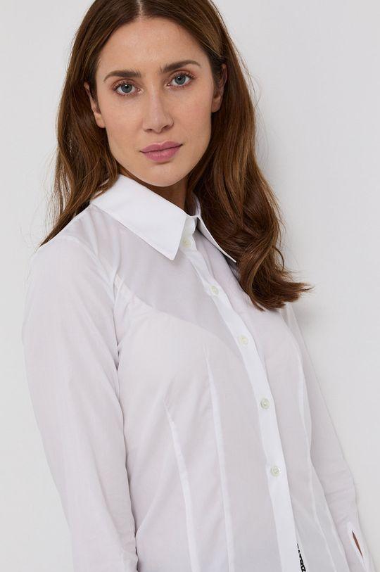 biały Patrizia Pepe - Koszula
