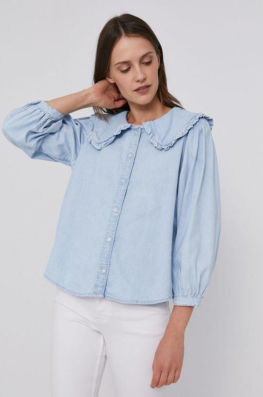 jasny niebieski Levi's - Koszula bawełniana Damski