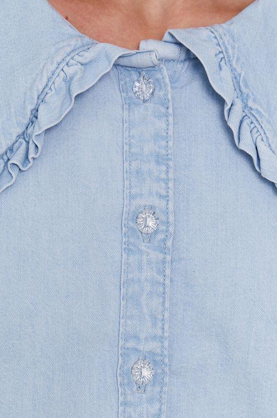 Levi's - Koszula bawełniana jasny niebieski