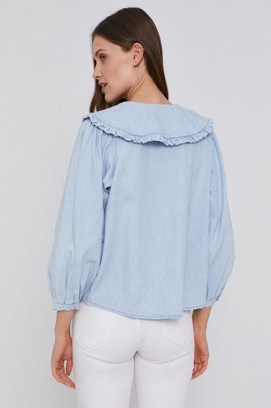 jasny niebieski Levi's - Koszula bawełniana