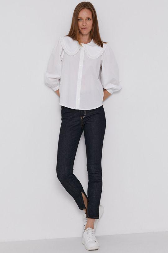 bílá Levi's - Bavlněná košile Dámský
