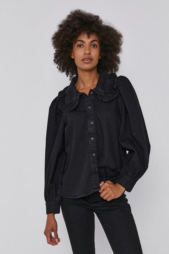 Levi's - Koszula bawełniana czarny