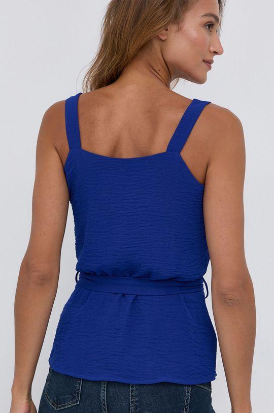 niebieski Morgan - Bluzka
