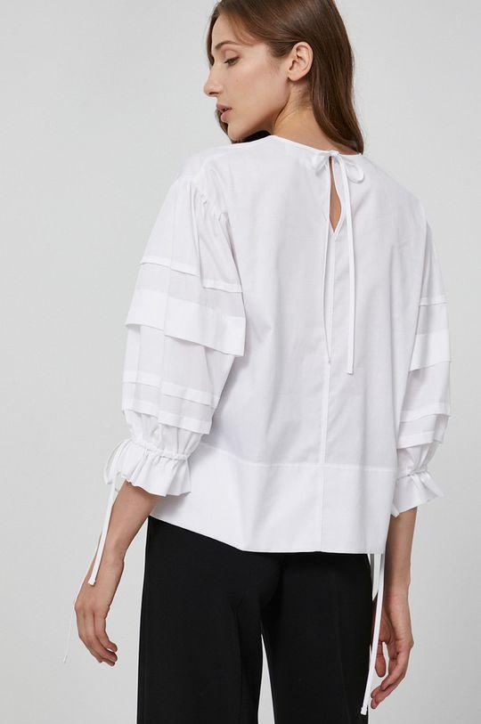 Victoria Victoria Beckham - Bavlněná halenka  100% Organická bavlna