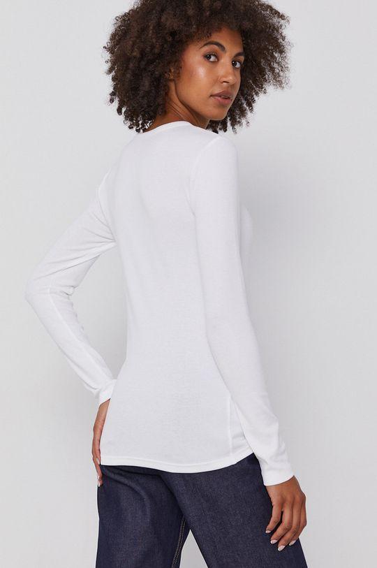 GAP - Tričko s dlhým rukávom  3% Elastan, 39% Modal
