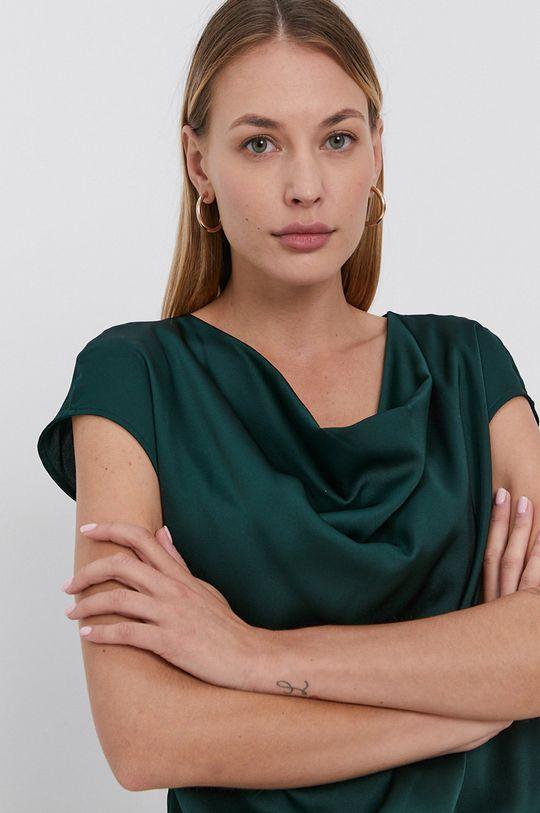 zielony Sisley - Bluzka