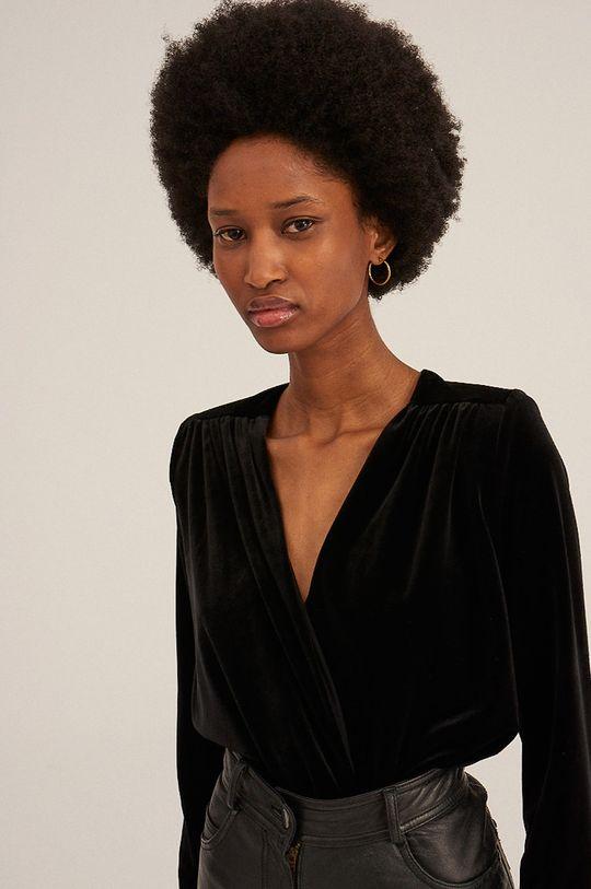 czarny Undress Code - Bluzka Celeste Damski