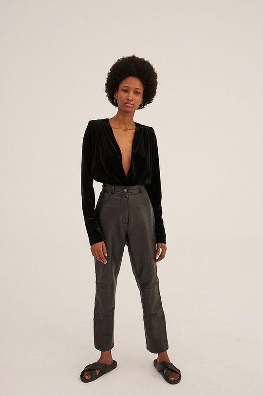 Undress Code - Bluzka Celeste czarny