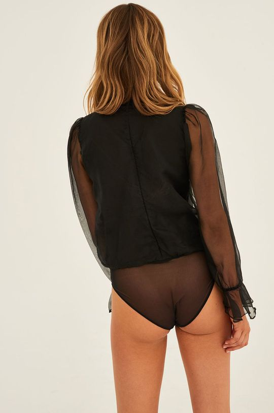 Undress Code - Bluzka Pure Elegance Podszewka: 7 % Elastan, 93 % Bawełna, Materiał zasadniczy: 100 % Jedwab, Inne materiały: 10 % Elastan, 90 % Poliamid