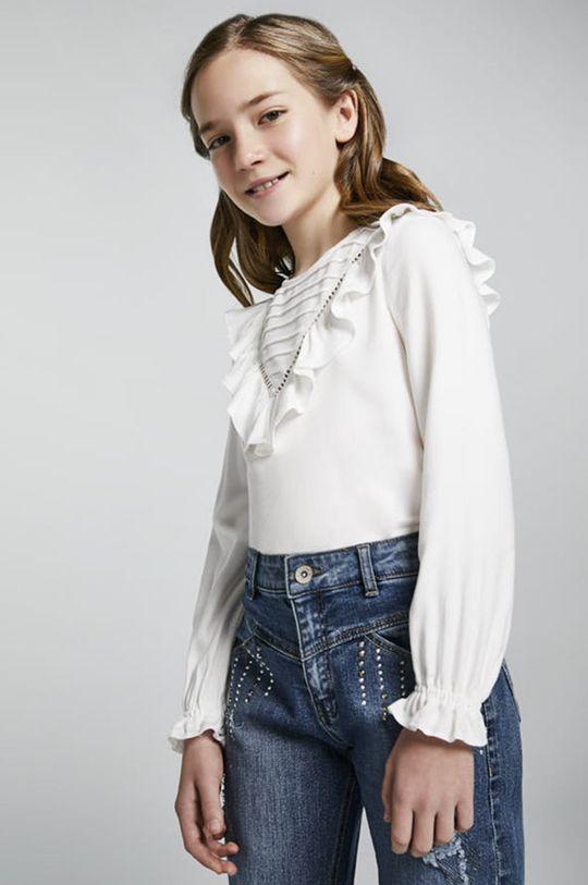 Mayoral - Bluza copii alb