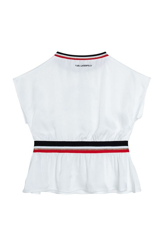 Karl Lagerfeld - Bluza copii  100% Viscoza