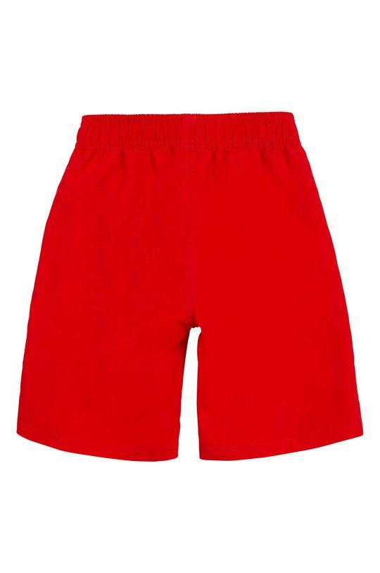 Boss - Szorty kąpielowe dziecięce czerwony