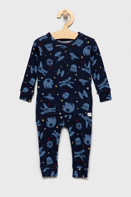 bleumarin GAP - Pijama copii x Star Wars De băieți