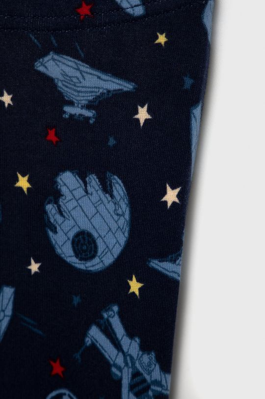 bleumarin GAP - Pijama copii x Star Wars