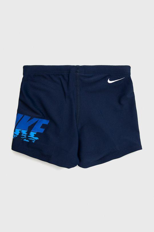 Nike Kids - Kąpielówki dziecięce granatowy