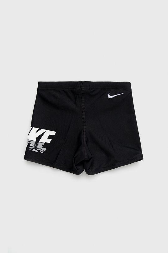 czarny Nike Kids - Kąpielówki dziecięce Chłopięcy