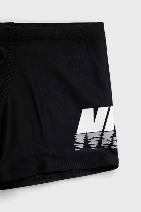 Nike Kids - Kąpielówki dziecięce czarny
