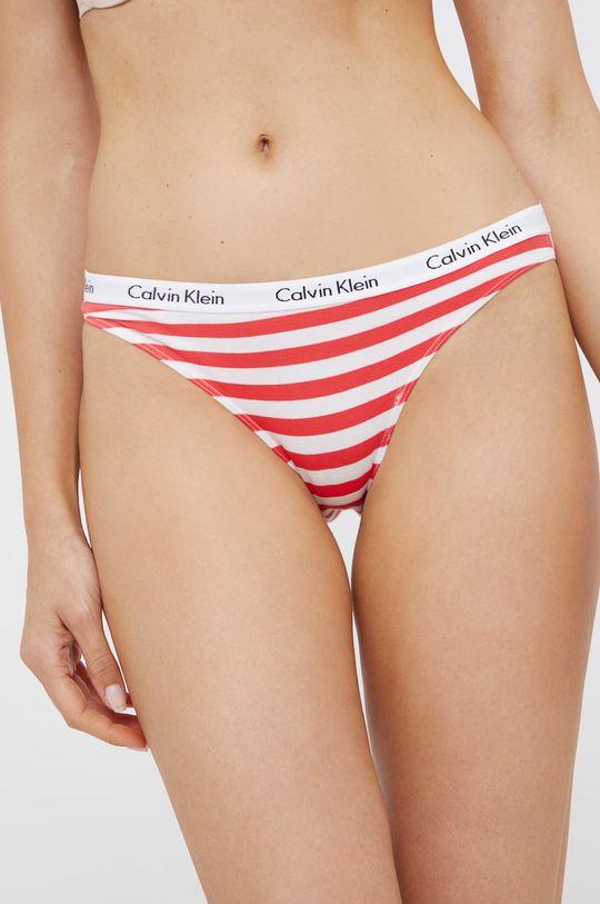 Calvin Klein Underwear - Figi (3-PACK) 90 % Bawełna, 10 % Elastan
