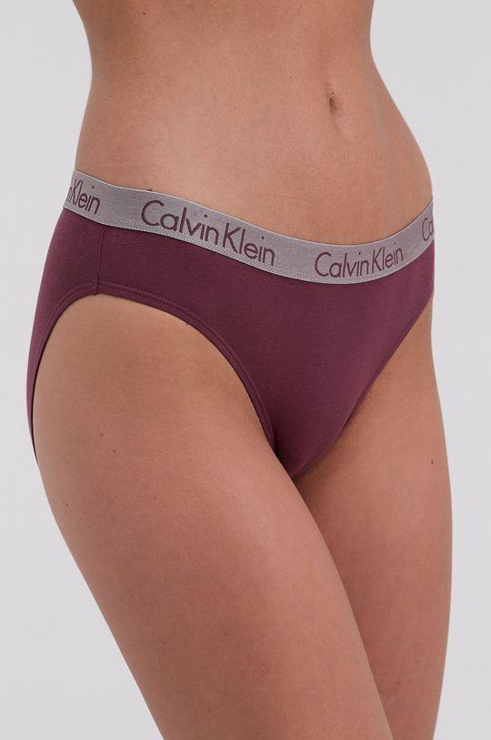 kasztanowy Calvin Klein Underwear - Figi Damski
