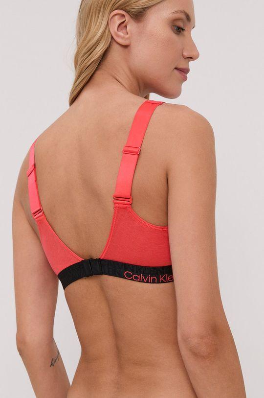 Calvin Klein Underwear - Podprsenka korálová