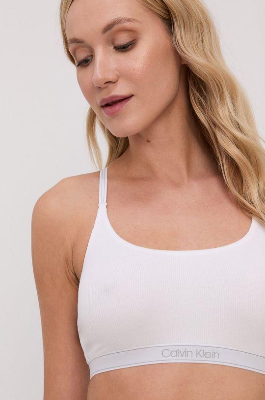 biela Calvin Klein Underwear - Športová podprsenka Dámsky