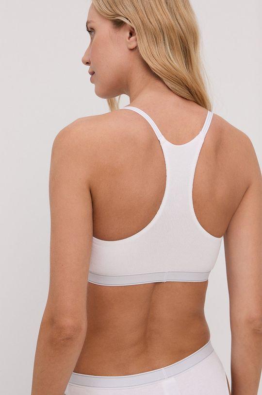 Calvin Klein Underwear - Športová podprsenka biela